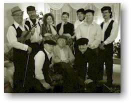 ZMARIM - The Saskatoon Klezmer Band